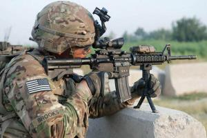 OCP shooter us army photo